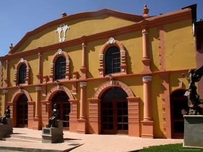 CANCHITO-DEV Portfolio: Asociación de Amigos del Teatro Municipal 'José de la Cruz Mena'